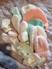 Job Lot Baby Hats, Booties And Mittens/Gloves From Birth Wool Knitted