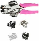 Crop A Dile Eyelet and Snap Punch Kit by We R Memory Keepers  includes Crop