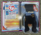 RARE Vintage 2000 The End McDonald's Retired Ty Beanie Baby Bear