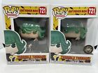 Funko Pop! Anime: One Punch Man - Tornado And GITD Chase Lot Of 2