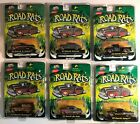 2001 JADA TOYS 164 Scale ROAD RATS Set of 6 Diecast Cars All Chevy Vehicles