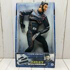 """Marvel Wolverine 13"""" Deluxe Poseable Action Figure X-Men United 2 NEW With Box"""