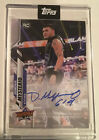 2020 Topps Now WWE DOMINIK MYSTERIO Rookie On Card Auto Autograph 25