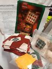 Mumms the Word APPLE COUNTRY QUILT KIT You complete includes PRE CUT FABRIC