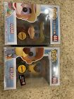 funko pop disney talespin chase lot. louie and exclusive wildcat 444 And 466