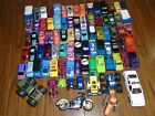 Huge Lot of 85 Loose Toy Cars Diecast Hot Rod Vehicles in Great Condition