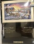 NEW Dimensions Gold Collection Cross Stitch Kit 35208 Pleasures of Winter NEW