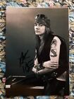 Axl Rose Among Rockers with Autographs in 2013 Topps Archives Baseball 8