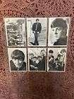 1964 Topps Beatles Black and White 1st Series Trading Cards 23