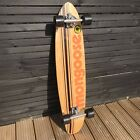 """Mongoose Longboard 40""""x9"""" Little Use - Comes With Original Stickers VGC"""