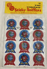 SEALED pack Teech Um Scratch and Sniff Sticky Sniffers 60 stickers vintage vtg