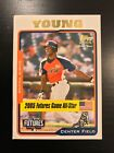Chris Young Baseball Cards: Rookie Cards Checklist and Buying Guide 13