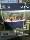 MSPA Lite 4 Person Inflatable Hot Tub Jacuzzi Brand New