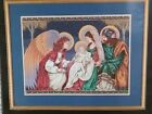 Dimensions Gold Collection The Birth of Christ Counted Cross Stitch Kit 8563