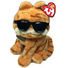 2004 Ty Beanie Babies COOL CAT Garfield With Sunglasses - Excellent Condition