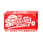 2021 Topps x Spotlight 70 ft. Andy Friedman – Online Exclusive Sealed Box