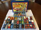 Matchbox Superfast Lot Of 48 Cars With 1980 Car Carry Case All Mint