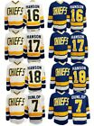 Foil Up with Hanson Brothers Hockey Cards 16