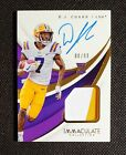 2018 Immaculate Collection Collegiate Football Cards 11