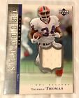 Thurman Thomas Cards, Rookie Cards and Autographed Memorabilia Guide 15