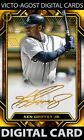 Topps Bunt Tribute Special Release Ken Griffey Jr. GOLD PERSPECTIVES ICONIC BUNT