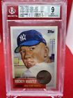 Mickey Mantle Rookie Cards and Memorabilia Buying Guide 63