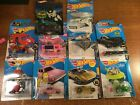 Hot Wheels Movie  TV Show Lot Of 10