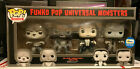 Funko Pop Universal Monsters black and white Gemini exclusive 4 pack box wear