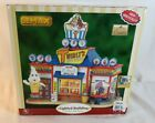 Lemax Christmas Carnival Twirly's Soft Serve Booth 75526  Retired Village w/ Box
