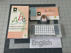 Cricut Font Cartridge ABC Calligraphy Collection UNLINKED