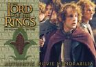 2002 Topps Lord of the Rings: The Fellowship of the Ring Collector's Update Trading Cards 7