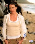 EVANGELINE LILLY SIGNED AUTOGRAPHED 8x10 PHOTO KATE LOST RARE PSA DNA