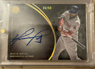 2016 Topps The Mint David Ortiz Franchise On Card AUTO 56 60 Boston Red Sox