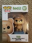 Funko Pop! Ted - #187 (Ted 2) w Protector - BOX NOT MINT