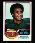 Lynn Swann Cards, Rookie Card and Autographed Memorabilia Guide 18
