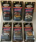 1999 DARE Matchbox Collectibles Complete Set 6 DARE POLICE CARS Van SUV