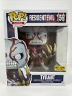 Funko Pop! Games Resident Evil 159 Tyrant Hot Topic Exclusive 6