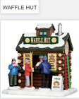 """LEMAX """"WAFFLE HUT FIG. Christmas In The City, VHTF, Rare!!!"""