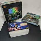 Star Wars Return of the Jedi Widevision 144 Card Base Set Topps 1995 +Box Wraps