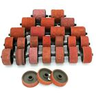 x 26 Mixed Lot Stampin Up Roll Around Roller Wheel Stamps Rollagraph