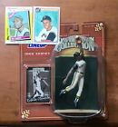 1998 Roberto Clemente Cooperstown Collection Starting Lineup Figure + 3 Cards