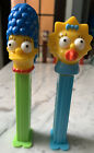The Simpsons Pez Dispensers, Set of 2 from 2000 Marge & Lisa