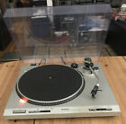 VTG TECHNICS SL D202 DIRECT DRIVE AUTOMATIC TURNTABLE SYSTEM WITH COVER WORKS