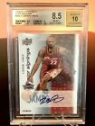 2008-09 Lebron James Upper Deck Star Signings BGS 8.5 10 Auto