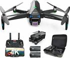 GPS 4k Drone 3 axis Gimbal EIS Camera 3937ft Long Range Professional Quadcopter