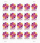 2000 Hearts Blossom Love 100 Sheets Of 20 Postage Free Shipping