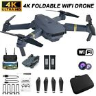 2021 New 4K HD Quad Air Drone Camera Foldable Portable Quadcopter RC Toy Gift
