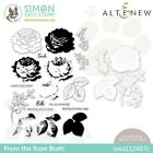 Stamptember 2021 Altenew From the Rose Bush Stamp and Die Set