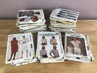 Lot Of 75 Uncut Vtg Misses Sewing Patterns 70s 80s 90s Simplicity McCall Box 8