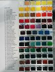 Daniel Smith Watercolor Sample Set Only 70 Fantastic Colors Try Before You Buy